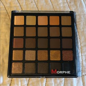 Morphe 25 Color Eyeshadow 25A Palette